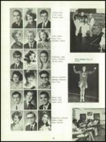 1968 Field Kindley Memorial High School Yearbook Page 88 & 89