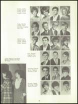 1968 Field Kindley Memorial High School Yearbook Page 92 & 93