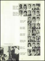 1968 Field Kindley Memorial High School Yearbook Page 100 & 101