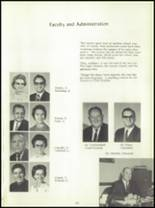 1968 Field Kindley Memorial High School Yearbook Page 116 & 117