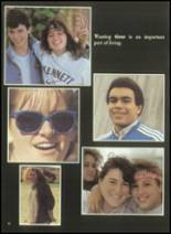 1987 Kennett High School Yearbook Page 16 & 17