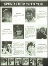 1987 Kennett High School Yearbook Page 50 & 51