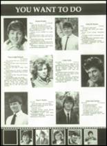 1987 Kennett High School Yearbook Page 54 & 55
