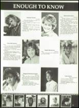1987 Kennett High School Yearbook Page 56 & 57