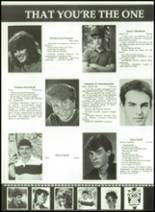 1987 Kennett High School Yearbook Page 58 & 59