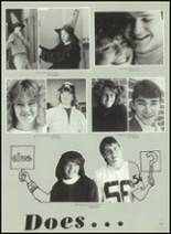1987 Kennett High School Yearbook Page 68 & 69