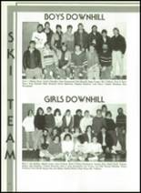 1987 Kennett High School Yearbook Page 108 & 109