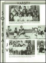 1987 Kennett High School Yearbook Page 110 & 111
