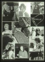 1987 Kennett High School Yearbook Page 158 & 159
