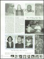 2000 Ballard High School Yearbook Page 20 & 21