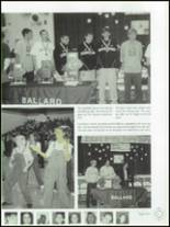 2000 Ballard High School Yearbook Page 34 & 35