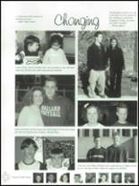 2000 Ballard High School Yearbook Page 40 & 41