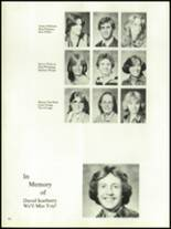 1979 South Charleston High School Yearbook Page 110 & 111