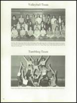 1979 South Charleston High School Yearbook Page 134 & 135