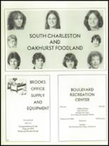 1979 South Charleston High School Yearbook Page 192 & 193