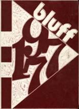 1977 Yearbook Poplar Bluff High School