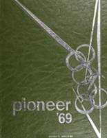 1969 Yearbook Bentley High School