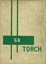 1958 Yearbook Erie Technical (Thru 1959) High School
