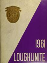 1961 Bishop Loughlin High School Yearbook Page 0 & 1