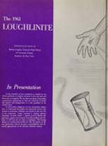 1961 Bishop Loughlin High School Yearbook Page 6 & 7