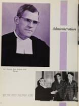 1961 Bishop Loughlin High School Yearbook Page 16 & 17