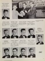 1961 Bishop Loughlin High School Yearbook Page 34 & 35