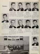 1961 Bishop Loughlin High School Yearbook Page 42 & 43