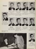 1961 Bishop Loughlin High School Yearbook Page 50 & 51