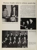 1961 Bishop Loughlin High School Yearbook Page 84 & 85
