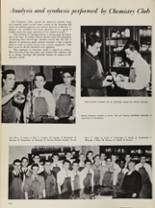 1961 Bishop Loughlin High School Yearbook Page 108 & 109