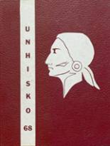 1968 Yearbook Munhall High School