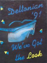 1991 Yearbook Delta High School