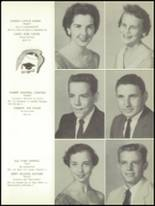 1957 Boling High School Yearbook Page 16 & 17