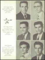 1957 Boling High School Yearbook Page 22 & 23