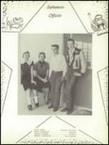 1957 Boling High School Yearbook Page 28 & 29