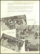 1957 Boling High School Yearbook Page 34 & 35