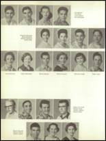 1957 Boling High School Yearbook Page 38 & 39