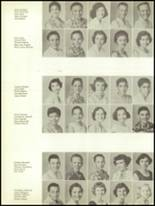 1957 Boling High School Yearbook Page 42 & 43