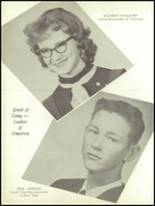 1957 Boling High School Yearbook Page 52 & 53