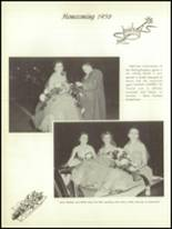1957 Boling High School Yearbook Page 56 & 57