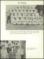 1957 Boling High School Yearbook Page 58 & 59