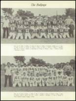 1957 Boling High School Yearbook Page 70 & 71