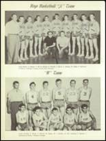 1957 Boling High School Yearbook Page 72 & 73