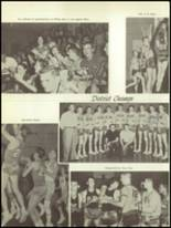1957 Boling High School Yearbook Page 74 & 75