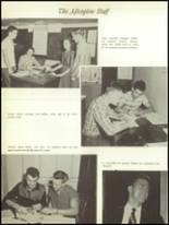1957 Boling High School Yearbook Page 80 & 81
