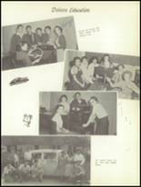 1957 Boling High School Yearbook Page 82 & 83