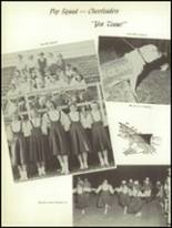 1957 Boling High School Yearbook Page 84 & 85