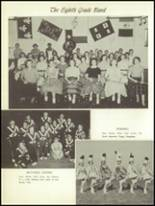 1957 Boling High School Yearbook Page 88 & 89