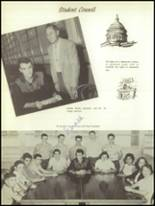1957 Boling High School Yearbook Page 94 & 95