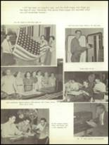1957 Boling High School Yearbook Page 98 & 99